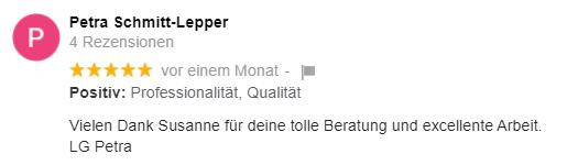 Google-Referenz Werbeagentur SpürSinn