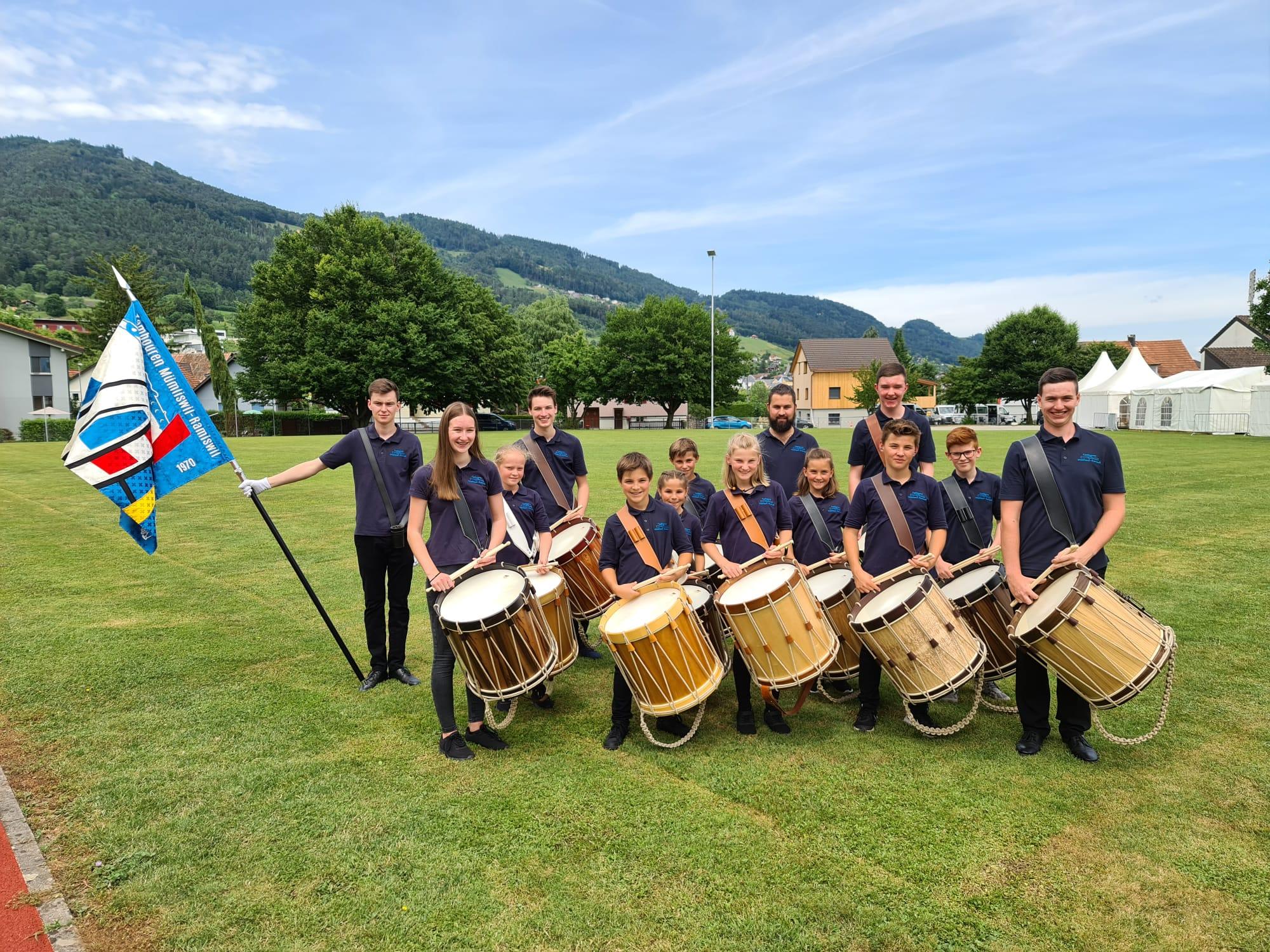 Bericht Tambouren- und Pfeiferfest in Lüchingen vom 25./26. Juni 2021
