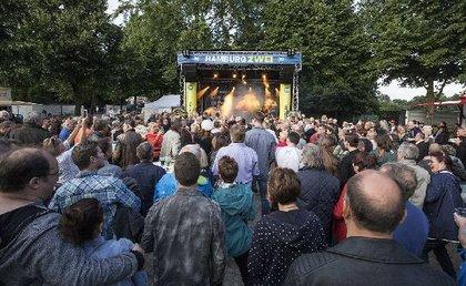 Außenmühlenfest Harburg
