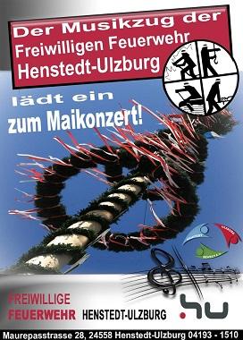 Maikonzert Musikzug Henstedt-Ulzburg / Orchester