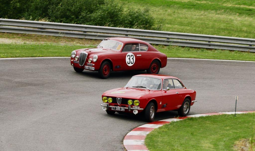 Le Domaine de Mornay a accueilli les concurrents du Creusekistan Classic le temps de quelques tours de circuit.