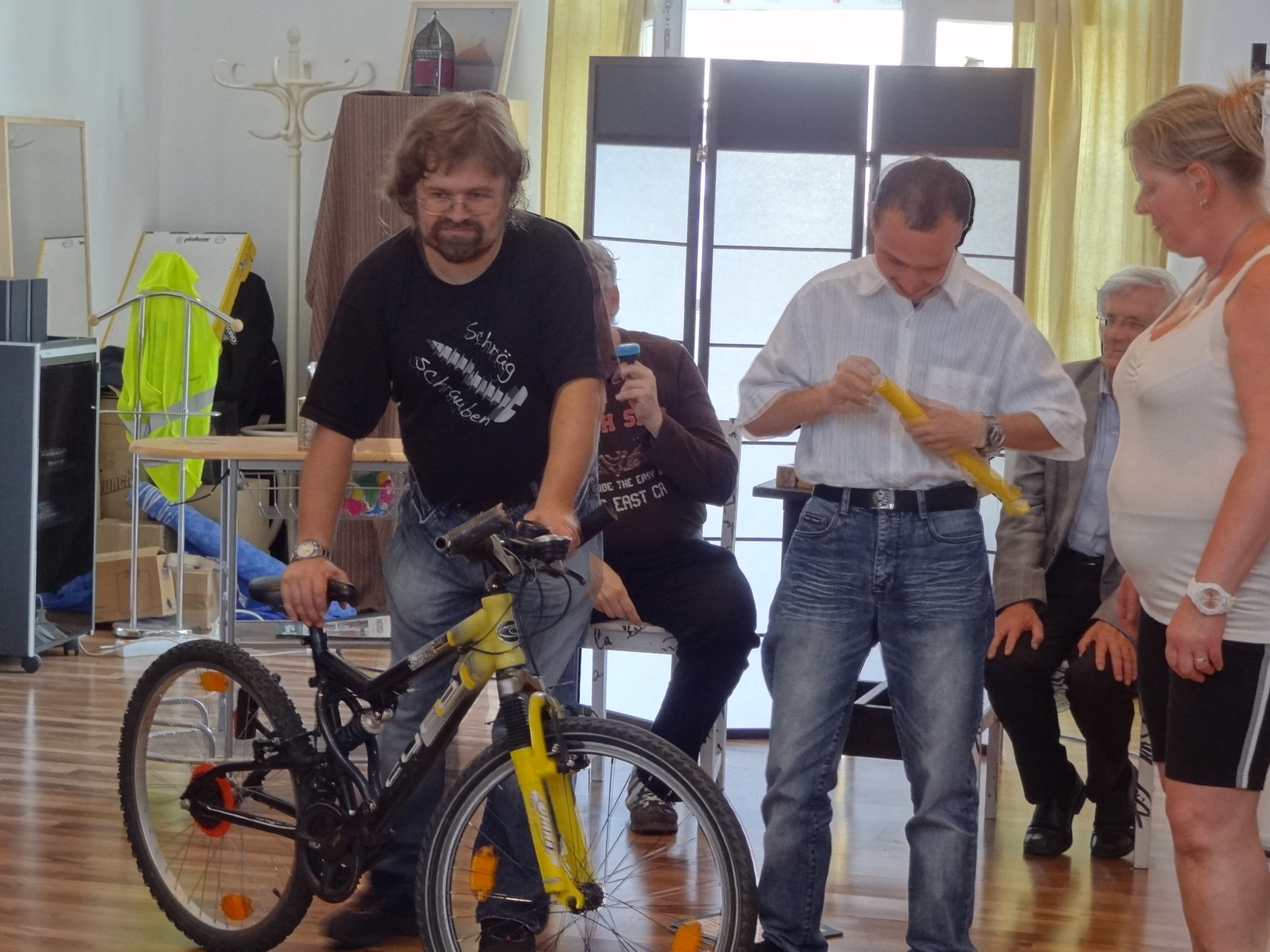 1. Fahrrad