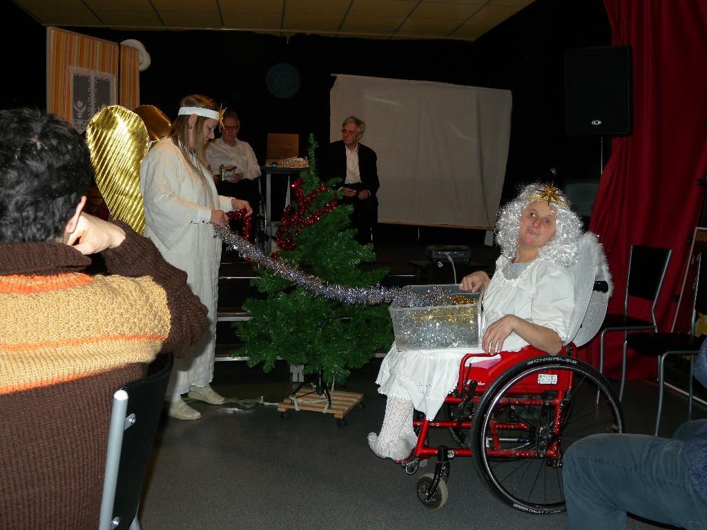 Weihnachtsszene (Kulturwerkstatt)