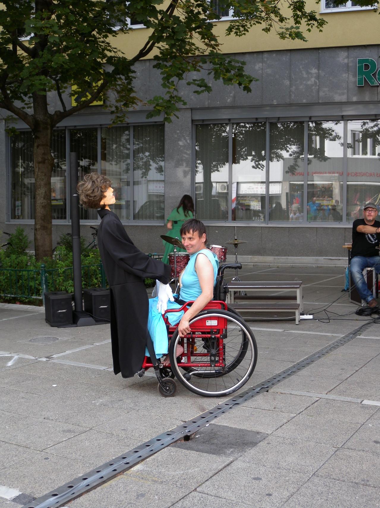 1. Tanzpaar: Elisabeth Latzer und Florentin Holzbirn