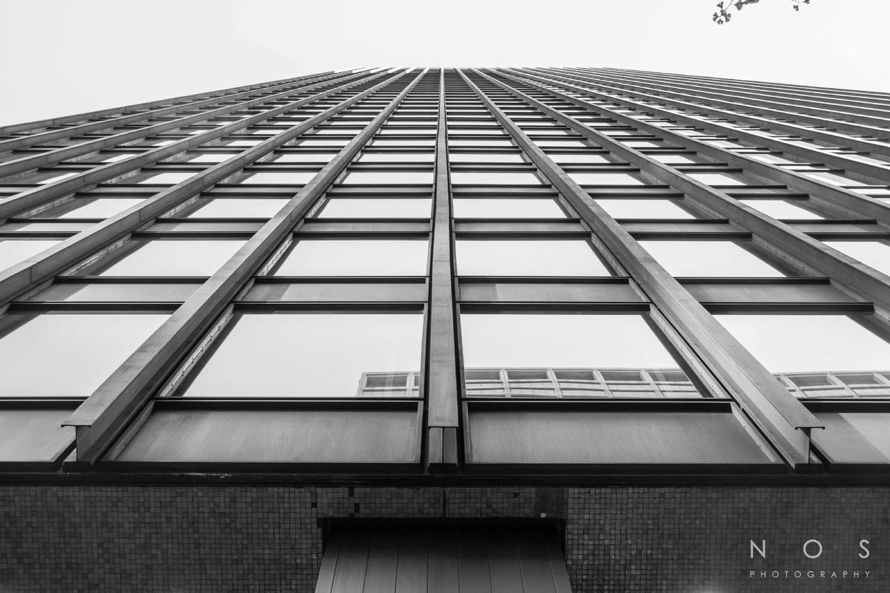 Seagram Building, Ludwig Mies Van Der Rohe