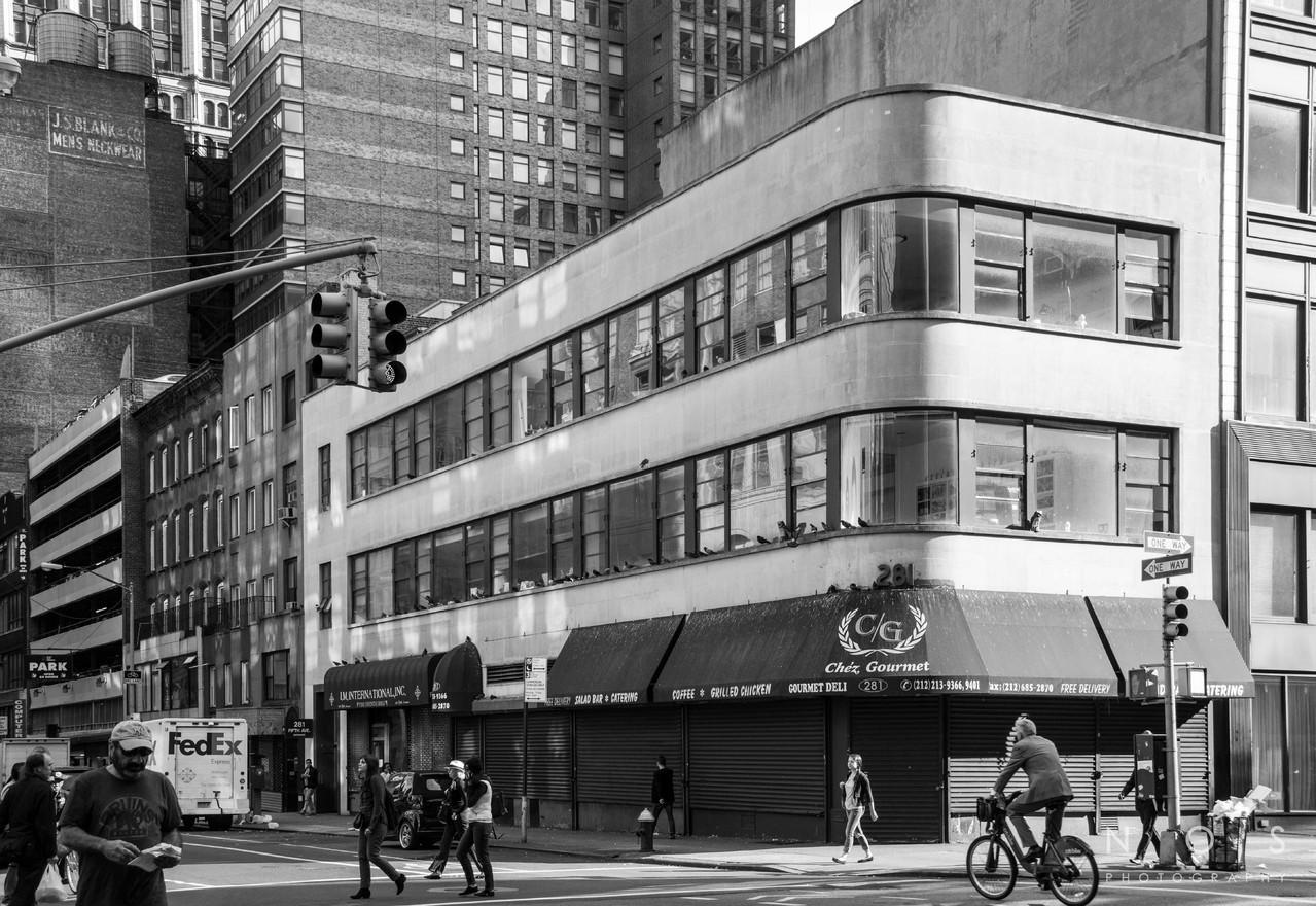 Corner, New York
