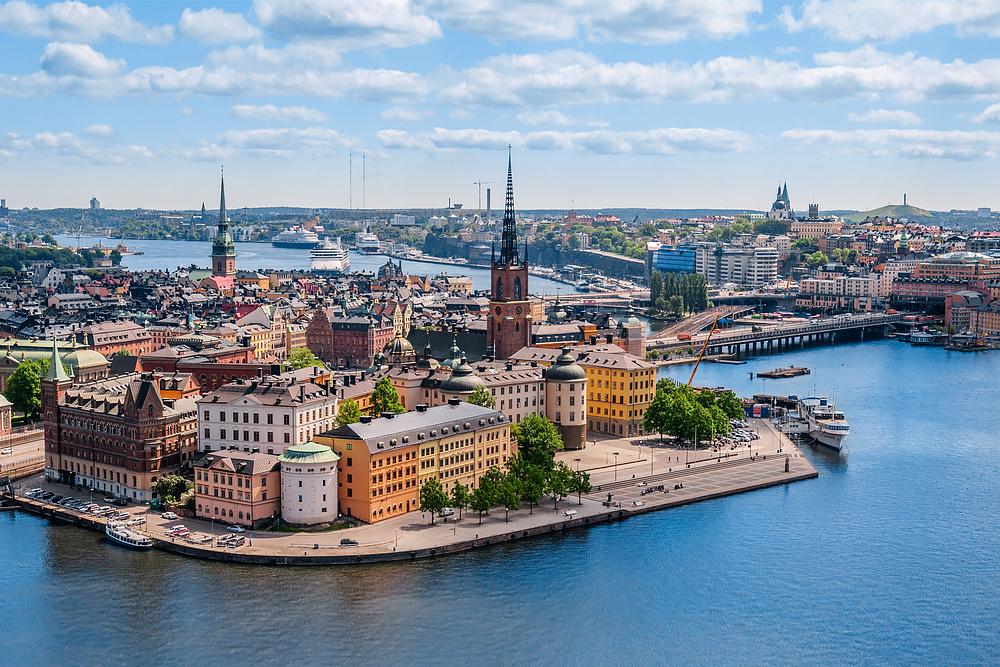 Stockholm - die Stadt, die auf 14 Inseln gebaut ist. Den Schärengarten wollen wir erkunden.