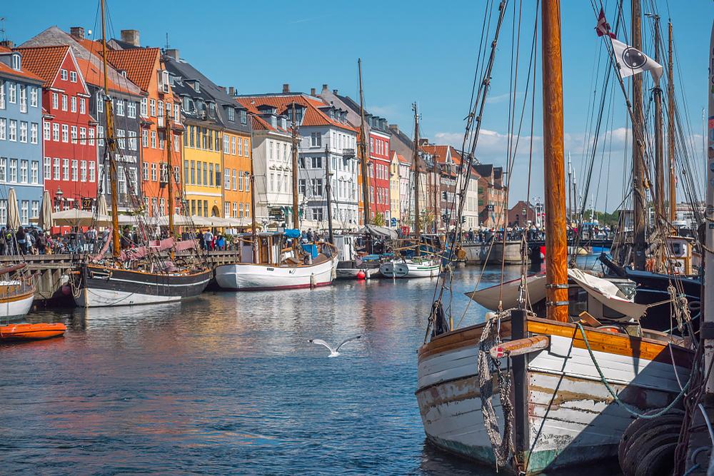 Kopenhagen  - und was sonst Dänemark uns zu bieten hat.