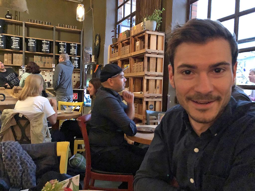 Ausflug nach Lübeck in die neue Kaffeerösterei