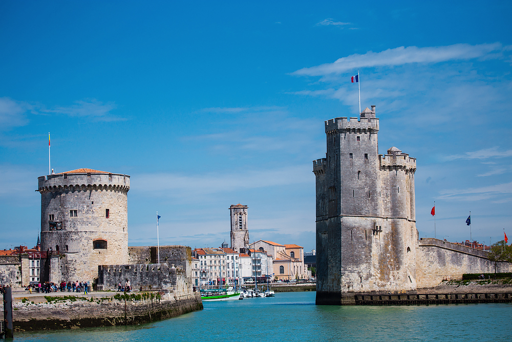 La Rochelle - das Segel-Mekka in Frankreich.