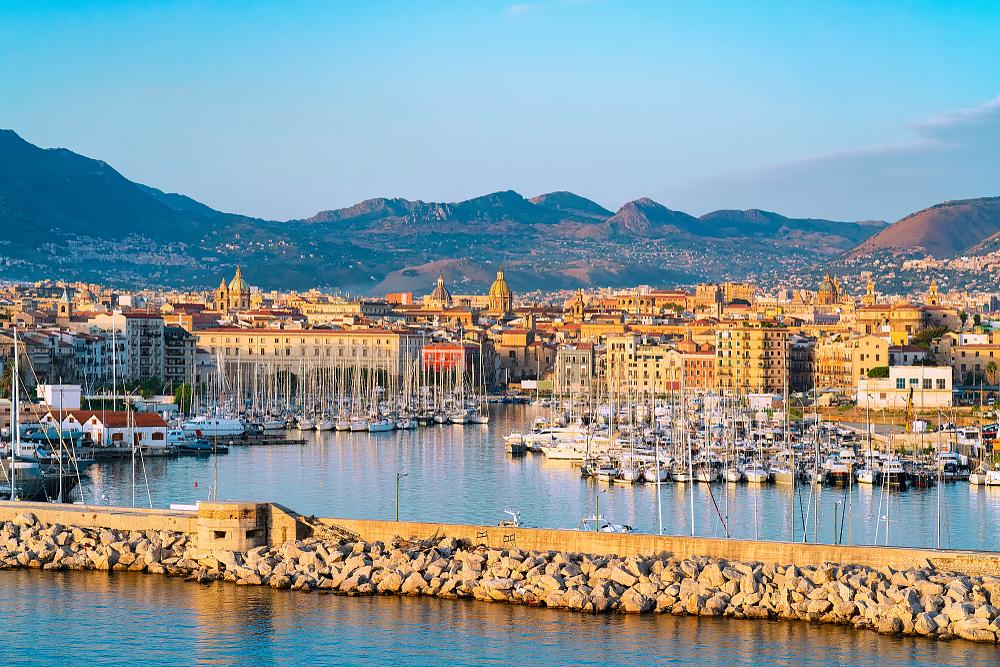 Palermo - das politische sowie kulturelle Zentrum Siziliens.