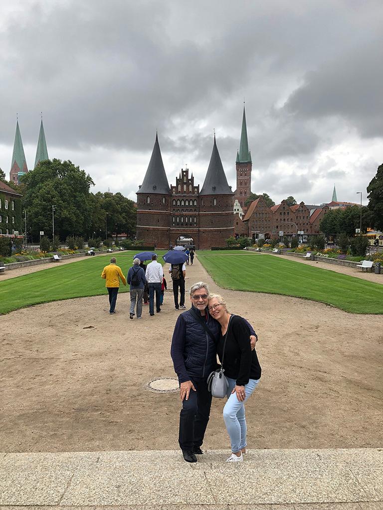 Vor unserem Törn - Abstecher nach Lübeck