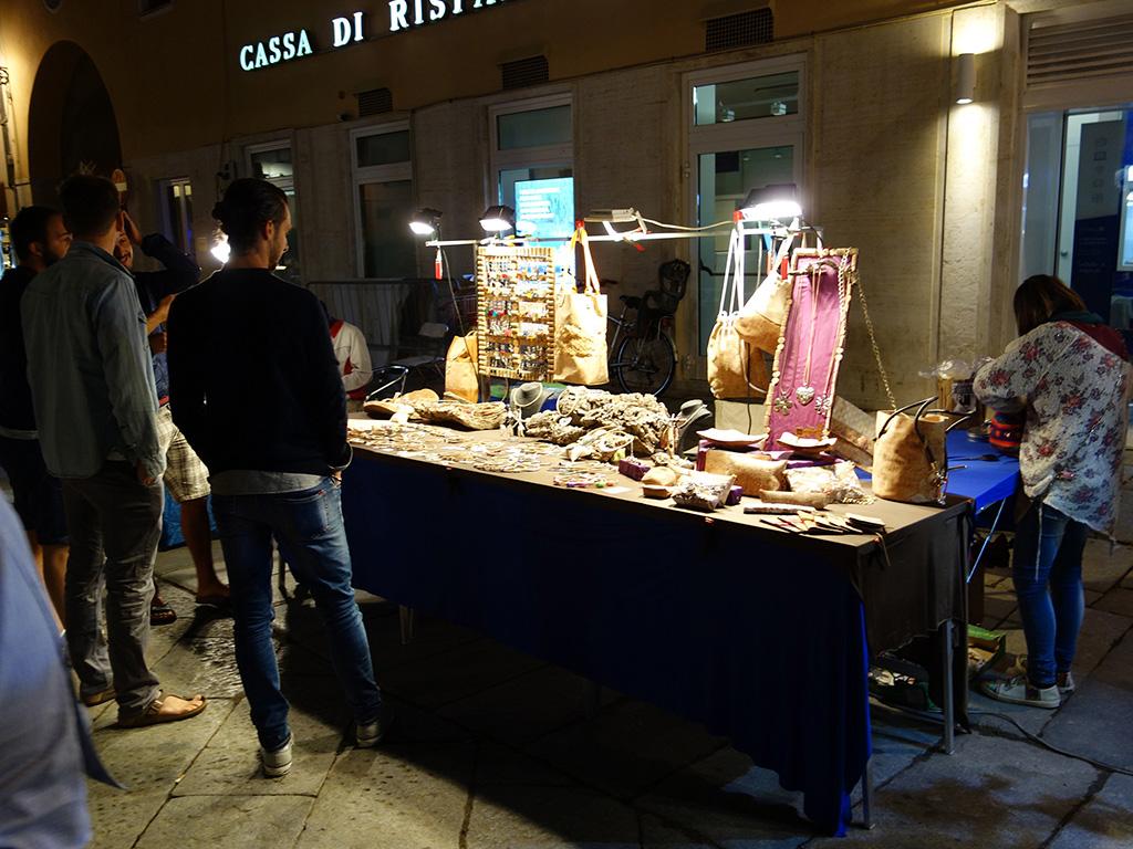 Am Abend in Portoferraio