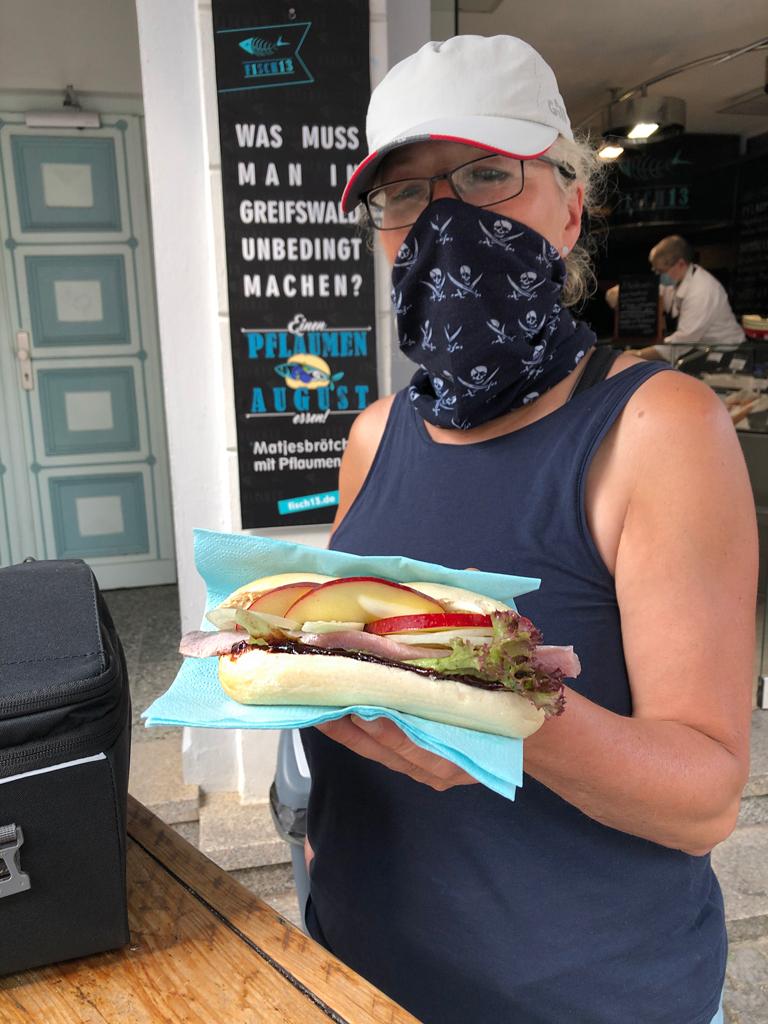 """So sieht dieser """"Burger"""" aus."""