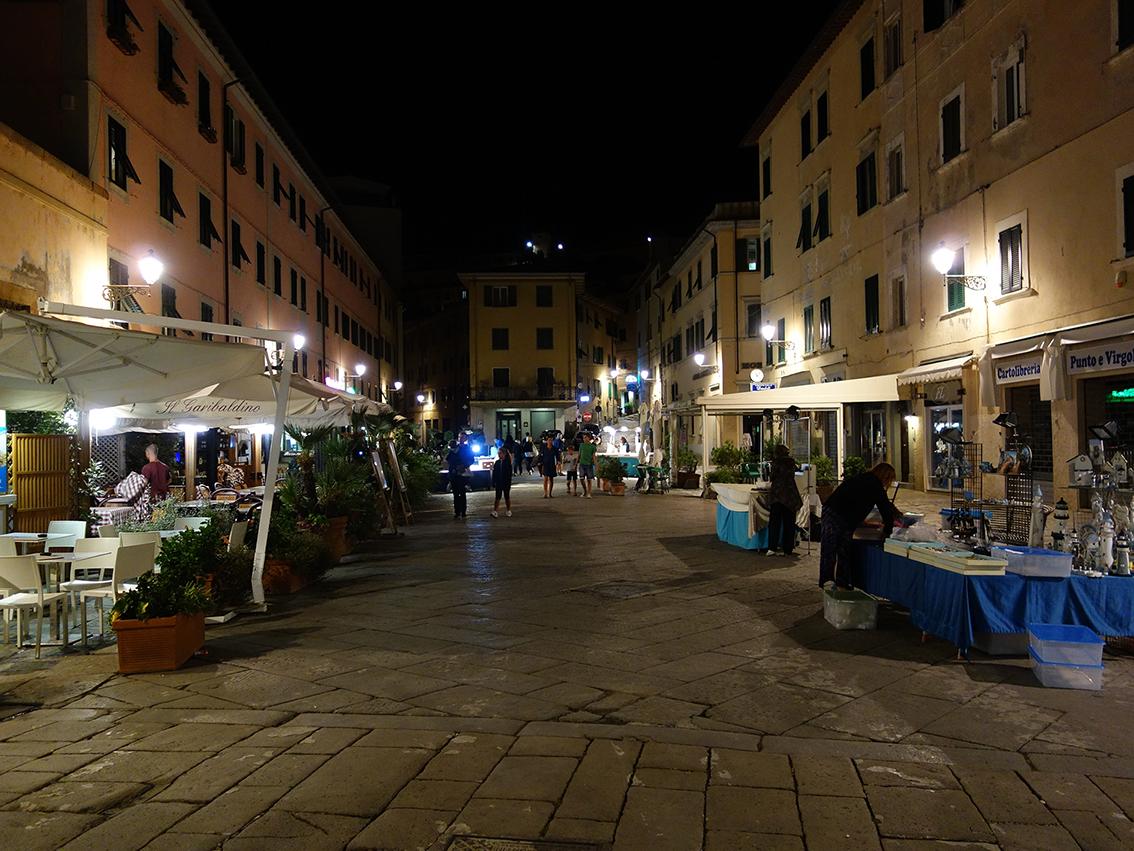 Spaziergang in der Altstadt
