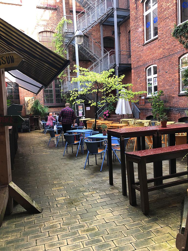 Neue Kaffeerösterei in der Innenstadt