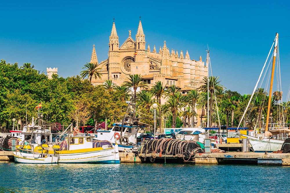 Palma de Mallorca - dazu muss man nichts sagen.