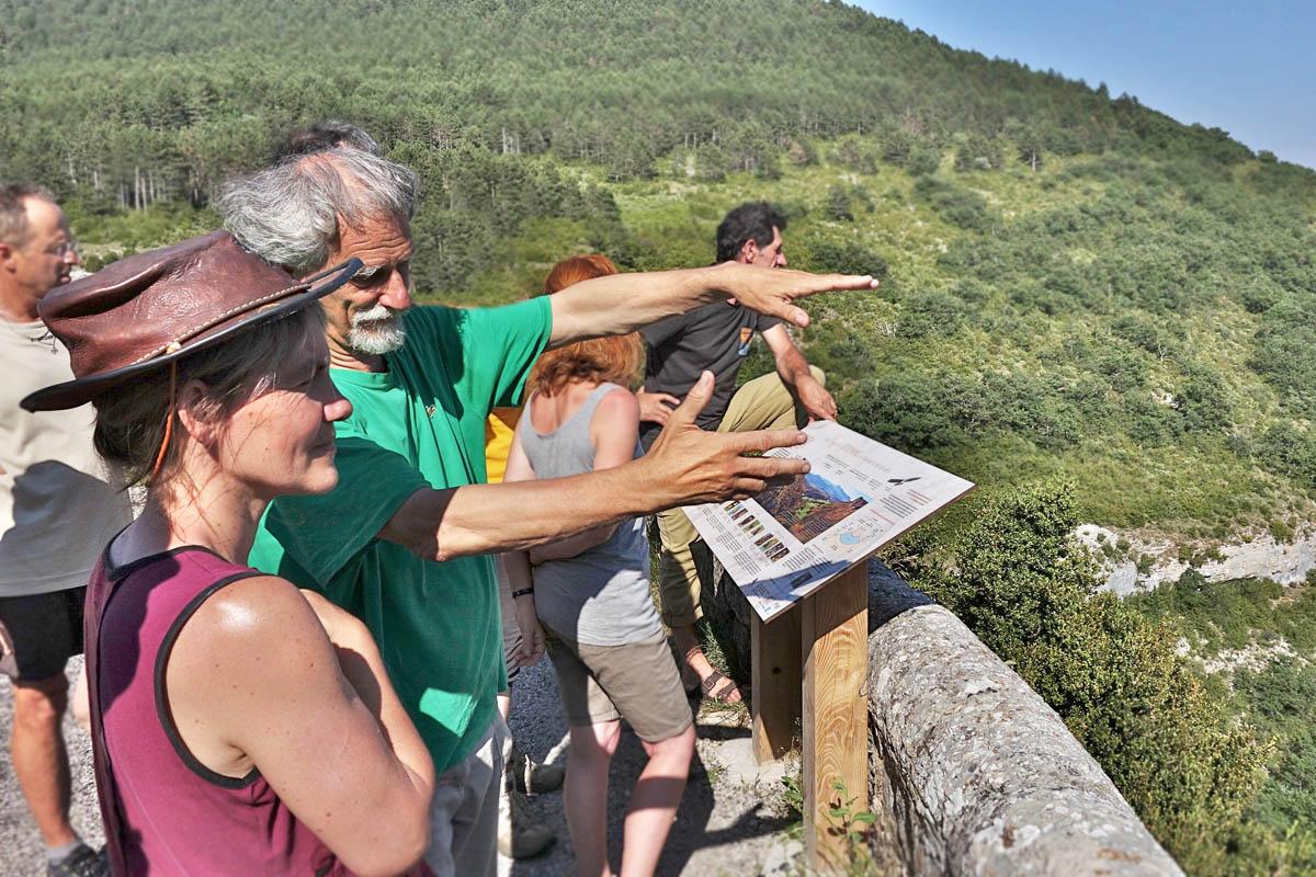 """Sortie et stages """"géologie et paysages"""""""