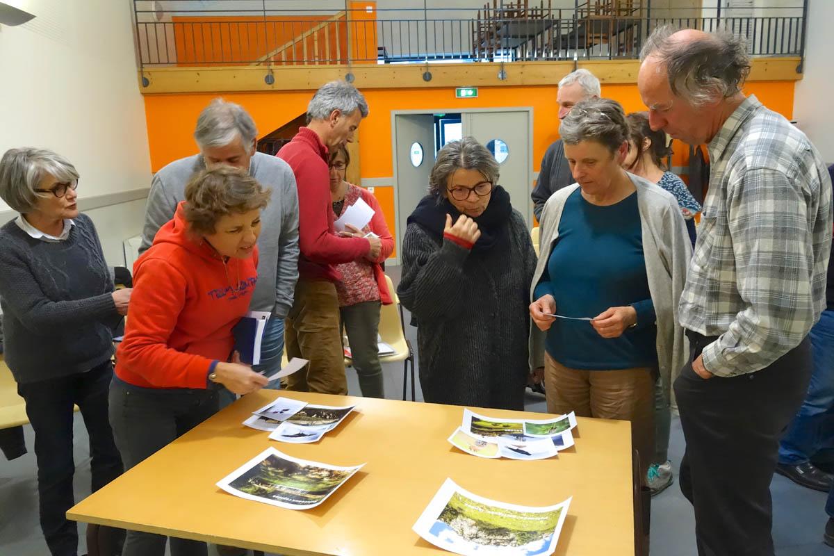 Professionnels du tourisme: les oiseaux de la vallée de la Drôme