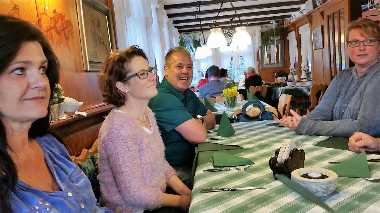 Abendessen im gemütlichen Schwarzwald-Gasthof
