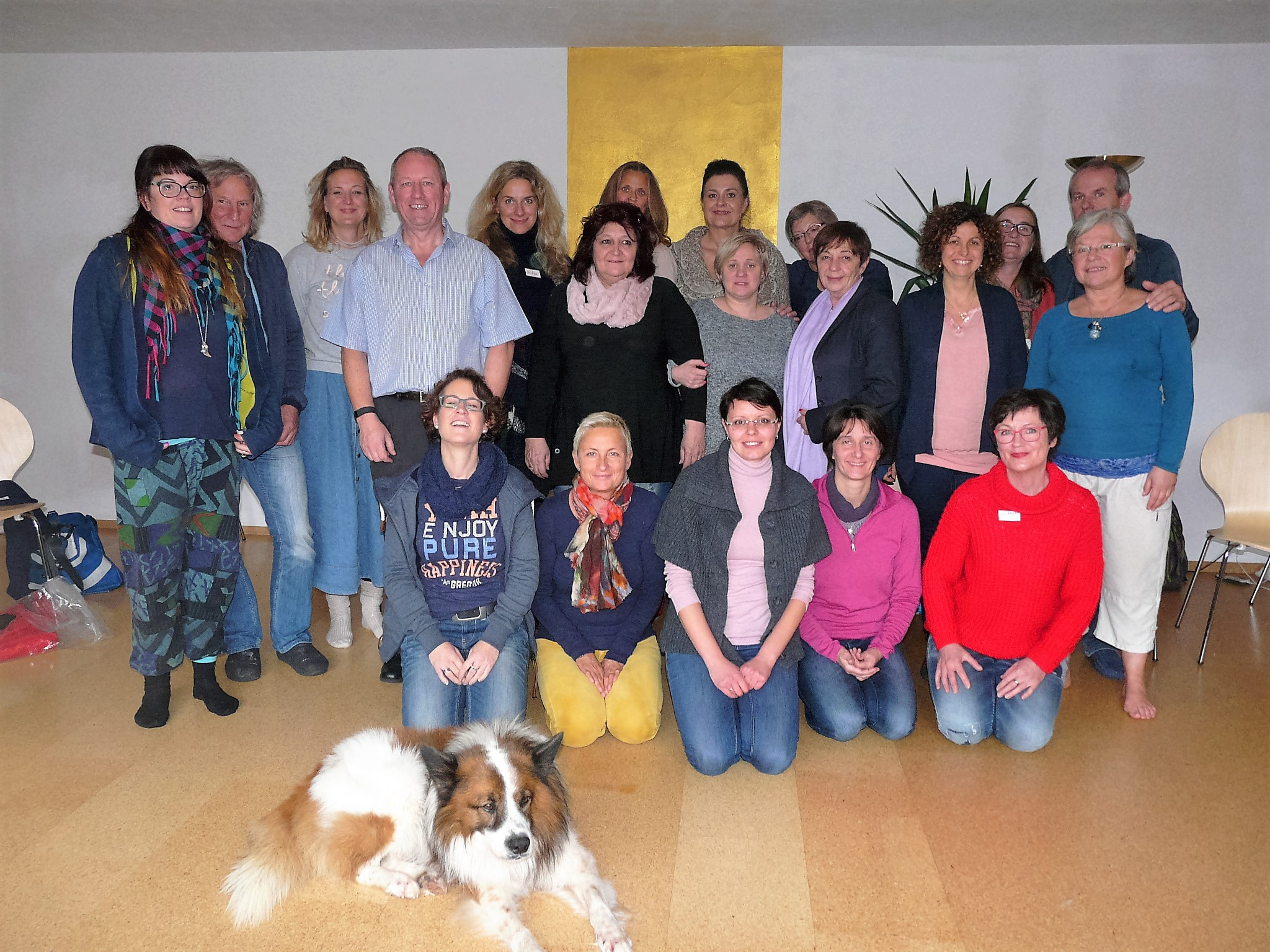 Seminar mit Bill Thomson, November 2016