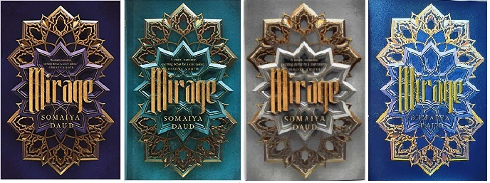 Mirage: Erstausgabe, Neuauflage, Fairyloot, Owlcrate