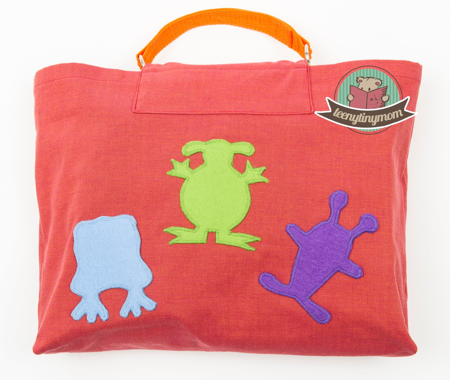 The bag with all of monsters' outlines.