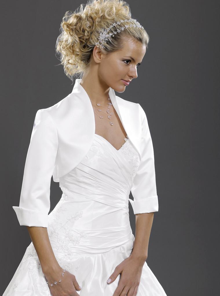 Hochzeitsjacken Und Boleros Online Kaufen Auf Www Brautonline At