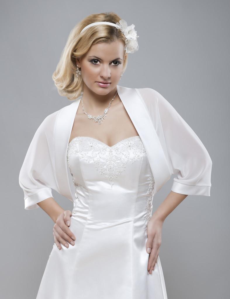 Hochzeitsjäcken und Boleros Online kaufen auf | www.brautonline.at ...