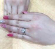 💖婚約指輪ダイヤモンド 1.005キャラット💍