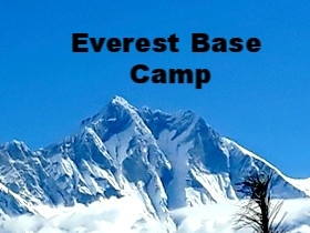 |Everest Base Camp