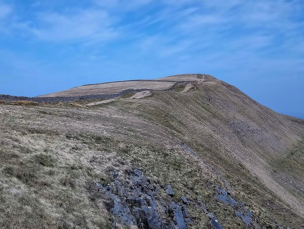Whernside ridge