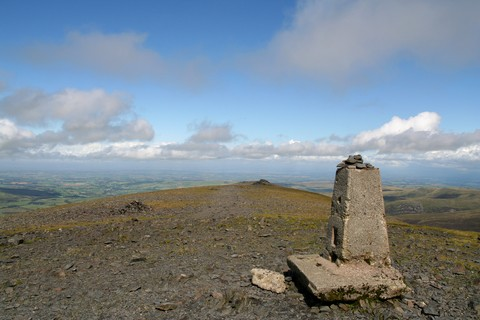 Summit of Skidaw. Photo by Dreamstime.com