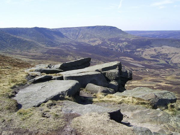 North East Edge of Kinder Scout