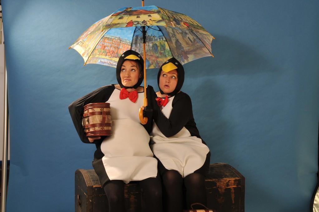 """""""An der Arche um acht"""" (3. Pinguin)"""