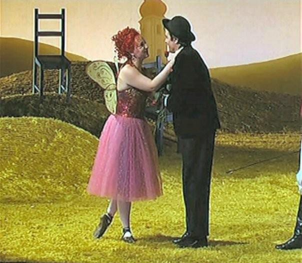 """""""Die verkaufte Braut"""" ( Tänzerin Esmeralda)"""