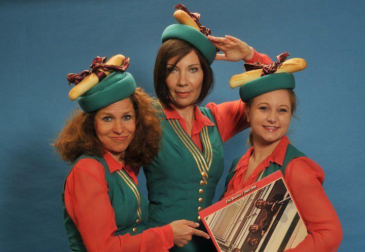 """""""Beatles an Bord"""" (Raclette)"""