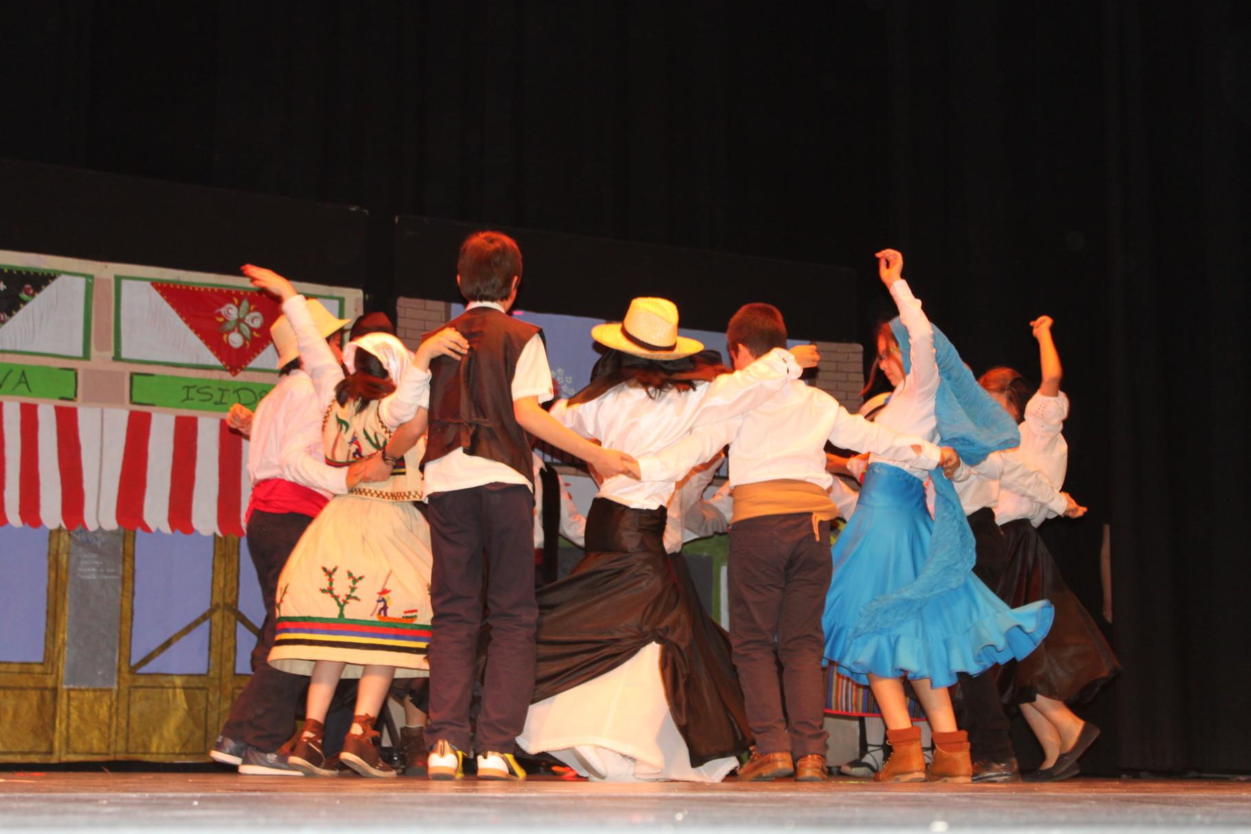 Danza canaria-5º