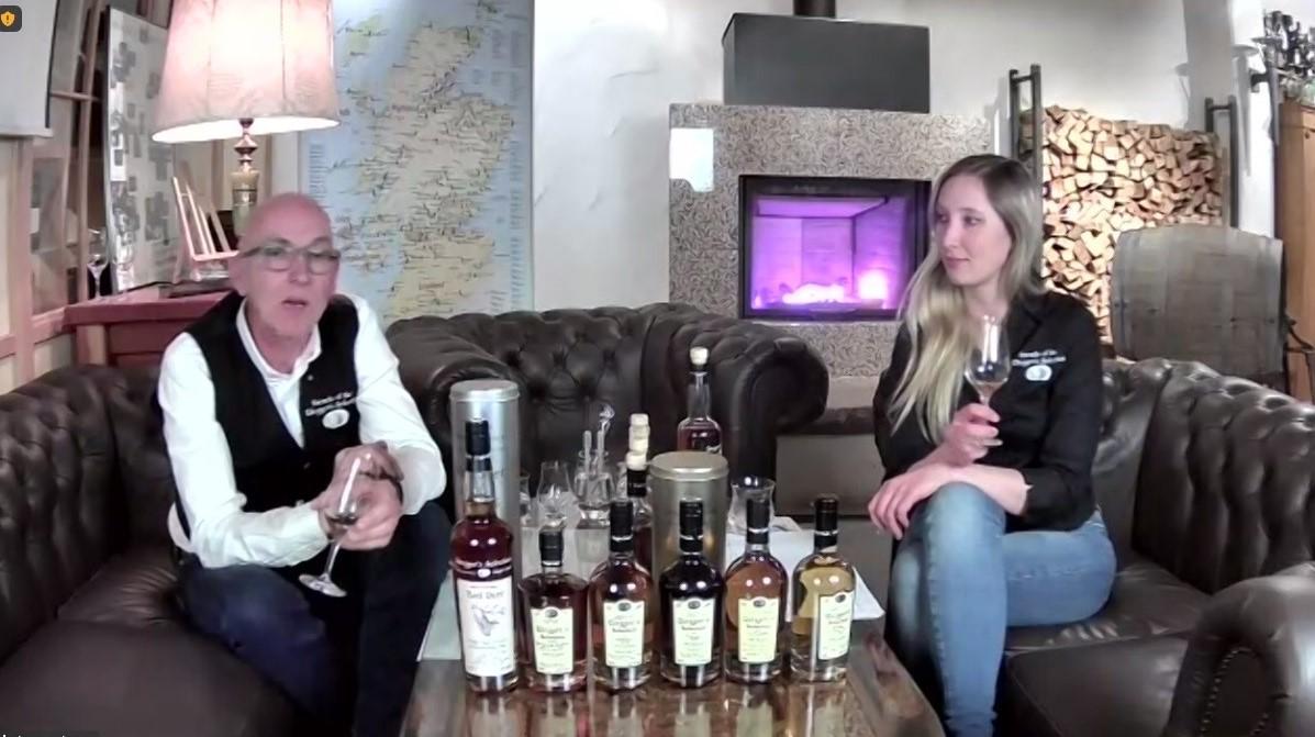 Riegger's Selection - Whiskytasting der Generationen