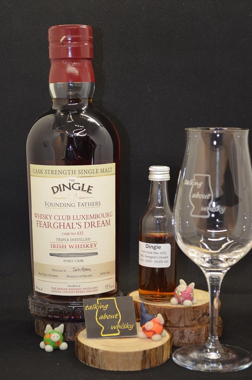 Quick-Notes - Dingle 5 Jahre Port Cask - Fearghal's Dream