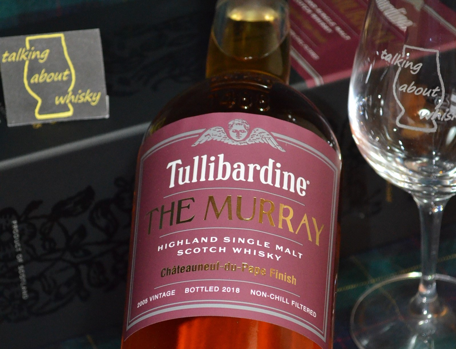 Quick-Notes - Tullibardine 2005 - The Murray
