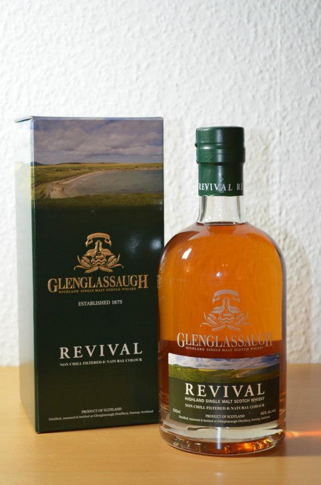 Glenglassaugh Revival aus 2012