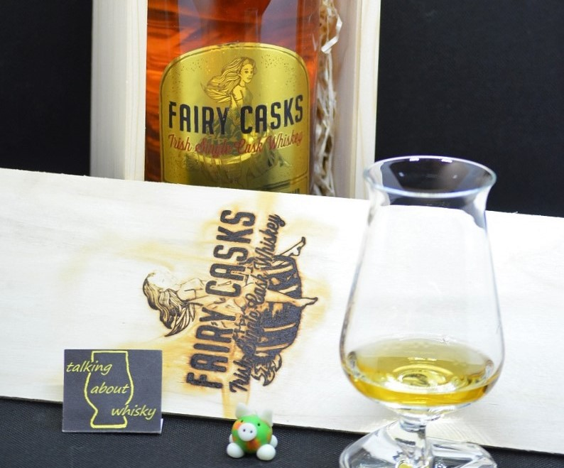 Quick-Notes - Fairy Cask 3 PX Sherry Finish
