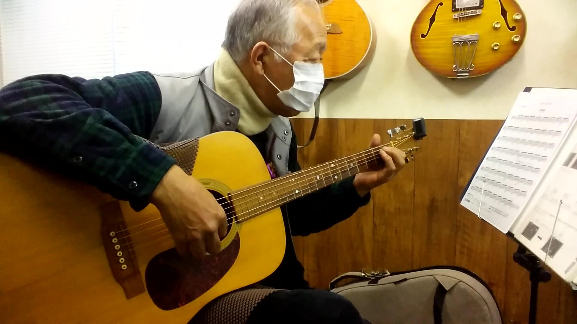 ギター教室11回目