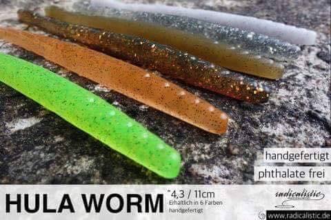 hula worm