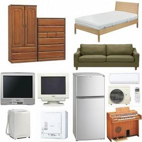 松山市対応・リサイクル、家具、家電、粗大ごみ
