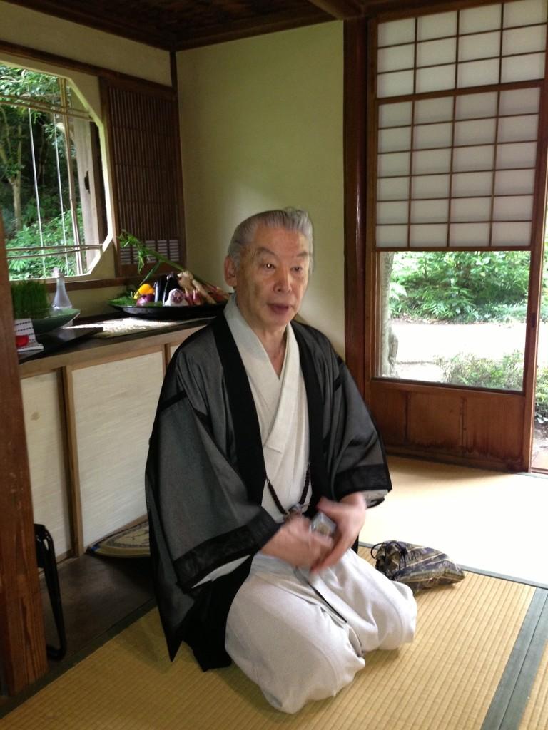 岡本富三さまからありがたいお話