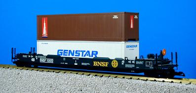 BNSF INTERMODAL CONTAINER CAR
