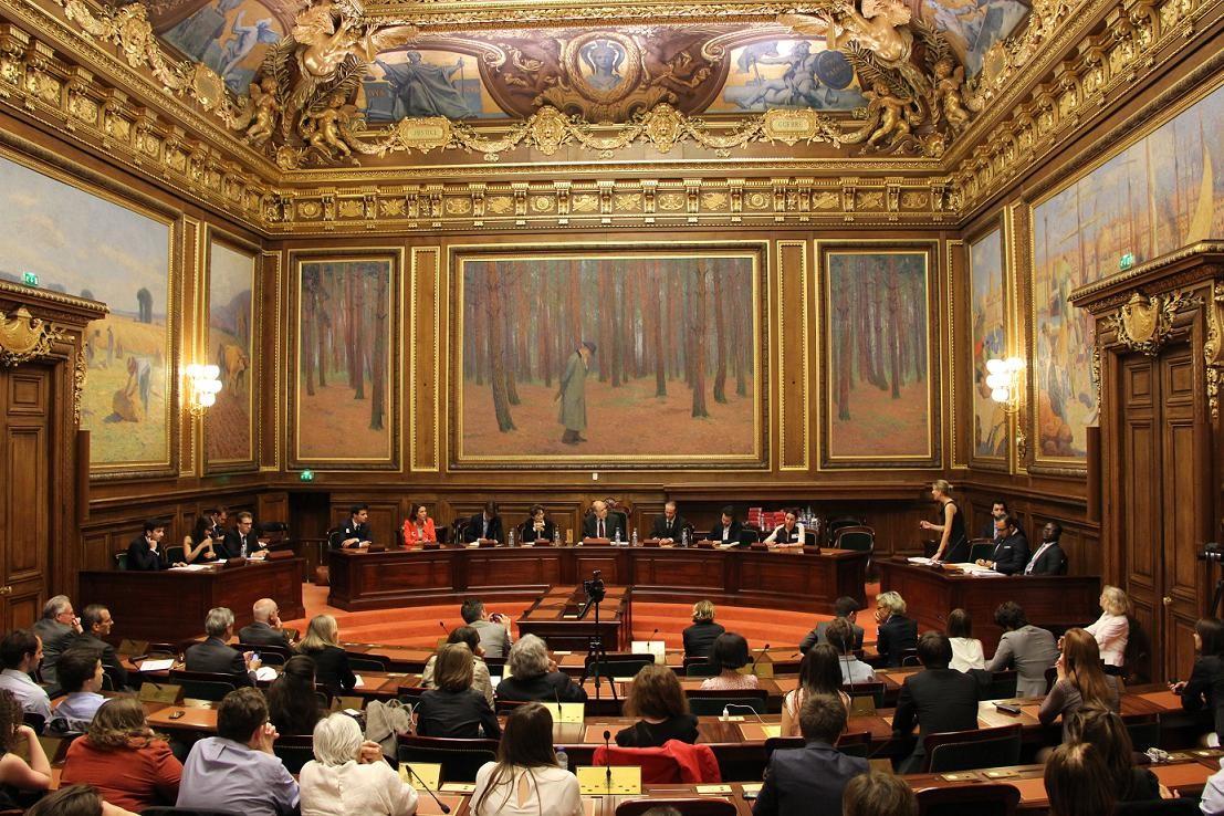 Salle de l'AG du Conseil d'Etat