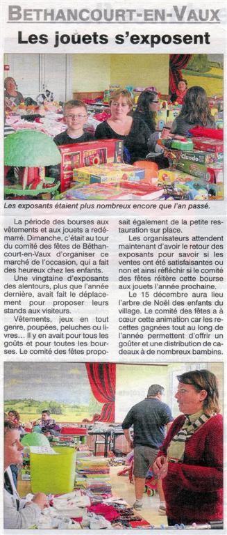 Article : l'aisne Mouvelle.